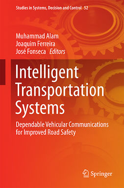 Alam, Muhammad - Intelligent Transportation Systems, e-bok
