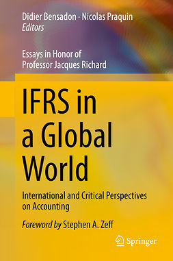 Bensadon, Didier - IFRS in a Global World, ebook