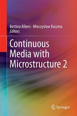 Albers, Bettina - Continuous Media with Microstructure 2, e-kirja