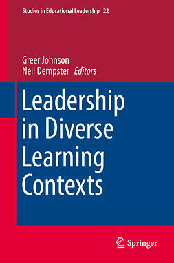Dempster, Neil - Leadership in Diverse Learning Contexts, e-bok
