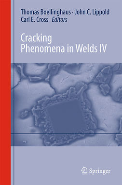 Boellinghaus, Thomas - Cracking Phenomena in Welds IV, ebook