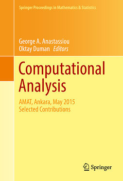 Anastassiou, George A. - Computational Analysis, e-bok