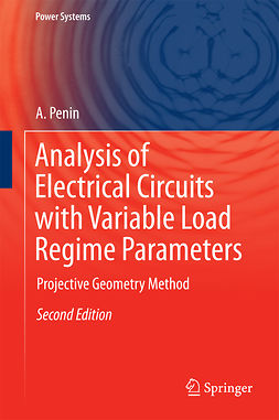 Penin, A. - Analysis of Electrical Circuits with Variable Load Regime Parameters, e-bok