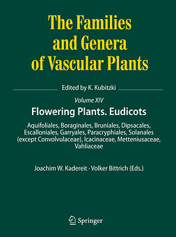 Bittrich, Volker - Flowering Plants. Eudicots, ebook