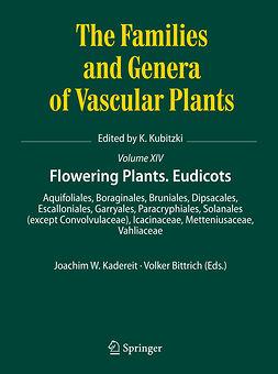 Bittrich, Volker - Flowering Plants. Eudicots, ebook