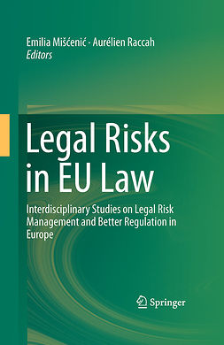 Mišćenić, Emilia - Legal Risks in EU Law, ebook