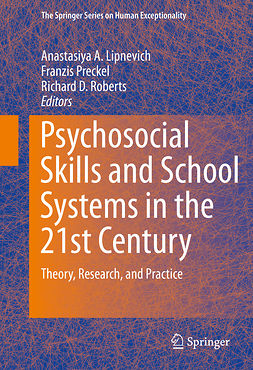 Lipnevich, Anastasiya A - Psychosocial Skills and School Systems in the 21st Century, ebook