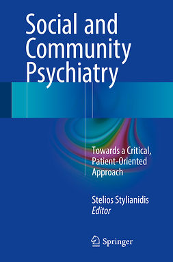 Stylianidis, Stelios - Social and Community Psychiatry, e-kirja