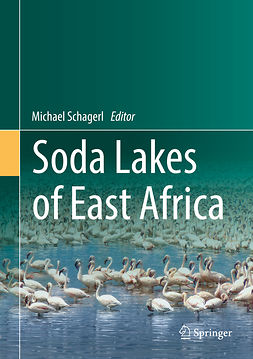 Schagerl, Michael - Soda Lakes of East Africa, ebook