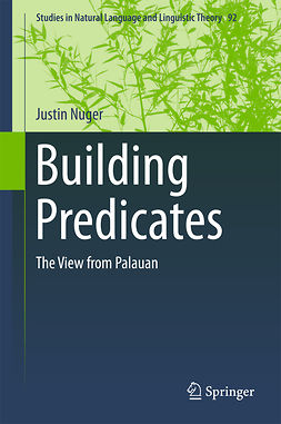 Nuger, Justin - Building Predicates, ebook