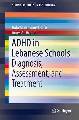 Al-Hroub, Anies - ADHD in Lebanese Schools, ebook