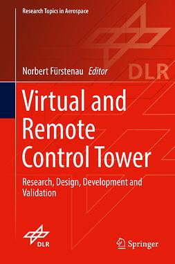 Fürstenau, Norbert - Virtual and Remote Control Tower, ebook