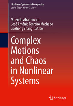 Afraimovich, Valentin - Complex Motions and Chaos in Nonlinear Systems, ebook