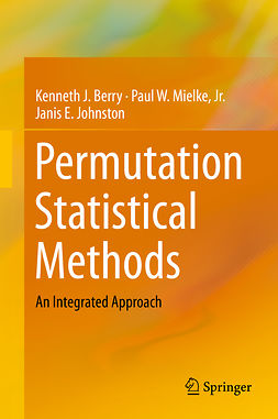 Berry, Kenneth J. - Permutation Statistical Methods, ebook