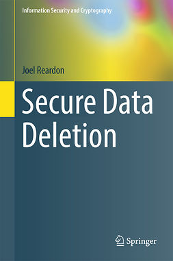 Reardon, Joel - Secure Data Deletion, ebook