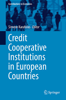 Karafolas, Simeon - Credit Cooperative Institutions in European Countries, e-bok