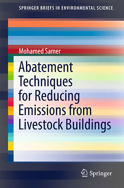 Samer, Mohamed - Abatement Techniques for Reducing Emissions from Livestock Buildings, e-bok