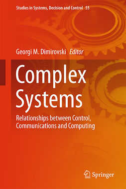 Dimirovski, Georgi M. - Complex Systems, ebook