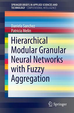Melin, Patricia - Hierarchical Modular Granular Neural Networks with Fuzzy Aggregation, e-bok