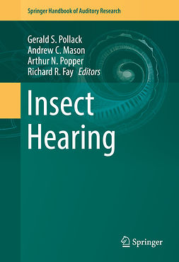 Fay, Richard R. - Insect Hearing, e-bok