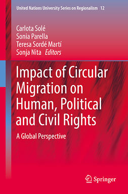 Martí, Teresa Sordé - Impact of Circular Migration on Human, Political and Civil Rights, e-bok