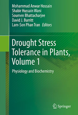 Bhattacharjee, Soumen - Drought Stress Tolerance in Plants, Vol 1, ebook