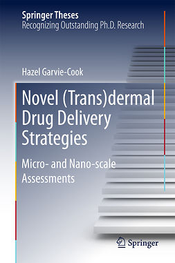 Garvie-Cook, Hazel - Novel (Trans)dermal Drug Delivery Strategies, ebook
