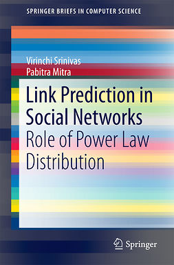 Mitra, Pabitra - Link Prediction in Social Networks, ebook