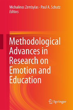 Schutz, Paul A. - Methodological Advances in Research on Emotion and Education, ebook