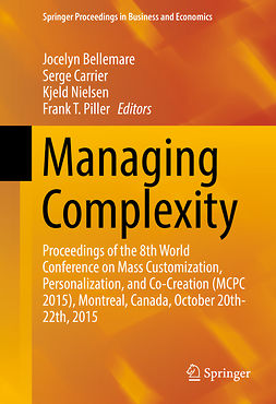 Bellemare, Jocelyn - Managing Complexity, ebook