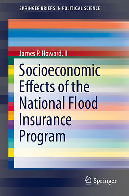 II, James P. Howard, - Socioeconomic Effects of the National Flood Insurance Program, e-bok