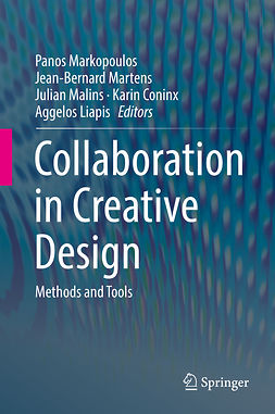 Coninx, Karin - Collaboration in Creative Design, ebook