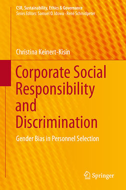 Keinert-Kisin, Christina - Corporate Social Responsibility and Discrimination, ebook