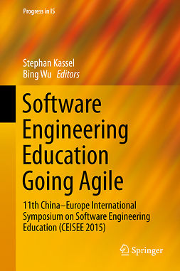 Kassel, Stephan - Software Engineering Education Going Agile, ebook
