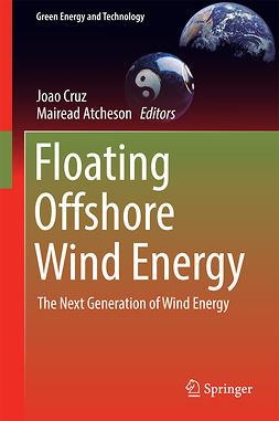 Atcheson, Mairead - Floating Offshore Wind Energy, ebook
