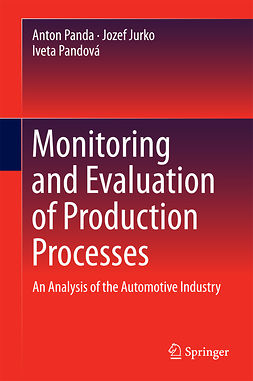 Jurko, Jozef - Monitoring and Evaluation of Production Processes, ebook
