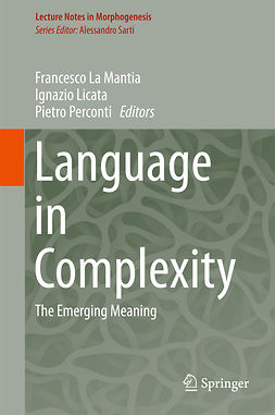 Licata, Ignazio - Language in Complexity, ebook
