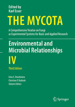 Druzhinina, Irina S. - Environmental and Microbial Relationships, ebook