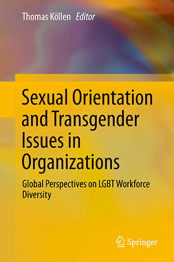 Köllen, Thomas - Sexual Orientation and Transgender Issues in Organizations, ebook