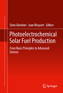 Bisquert, Juan - Photoelectrochemical Solar Fuel Production, ebook
