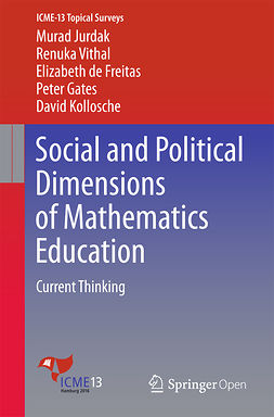Freitas, Elizabeth de - Social and Political Dimensions of Mathematics Education, ebook