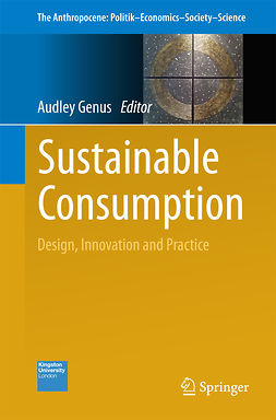 Genus, Audley - Sustainable Consumption, ebook