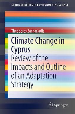 Zachariadis, Theodoros - Climate Change in Cyprus, e-kirja
