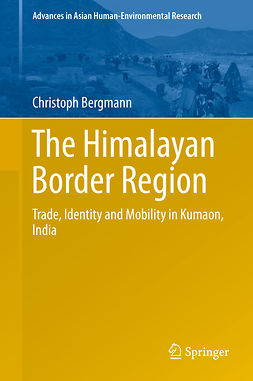 Bergmann, Christoph - The Himalayan Border Region, ebook