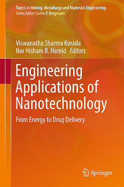 Hamid, Nor Hisham B - Engineering Applications of Nanotechnology, ebook