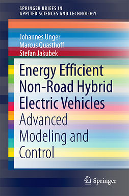 Jakubek, Stefan - Energy Efficient Non-Road Hybrid Electric Vehicles, ebook