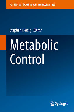 Herzig, Stephan - Metabolic Control, ebook