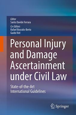 Boscolo-Berto, Rafael - Personal Injury and Damage Ascertainment under Civil Law, e-kirja