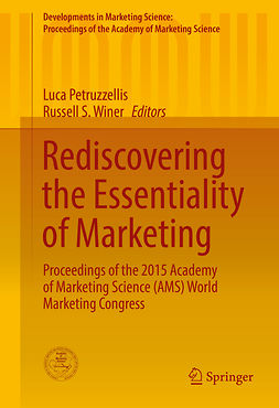 Petruzzellis, Luca - Rediscovering the Essentiality of Marketing, e-bok