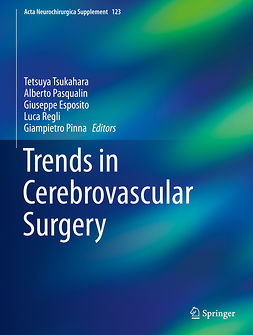 Esposito, Giuseppe - Trends in Cerebrovascular Surgery, ebook